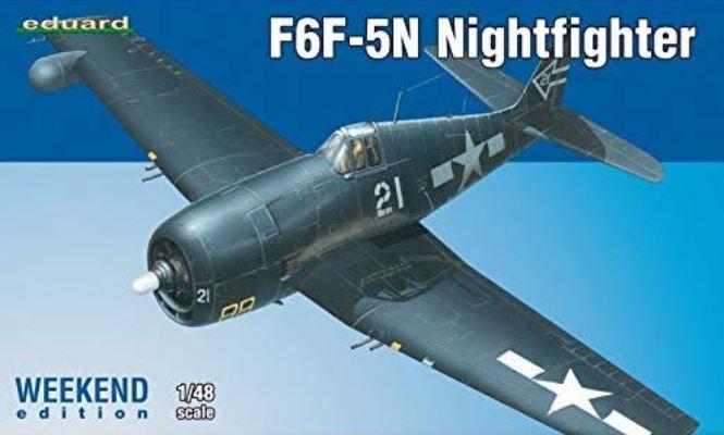 Eduard F6F-5N