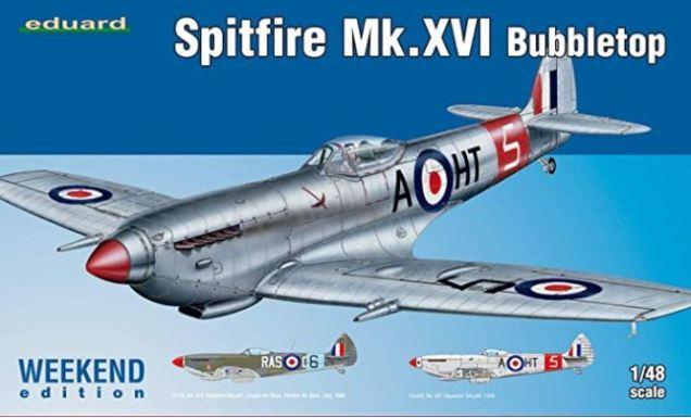 Eduard Spitfire Mk XVI