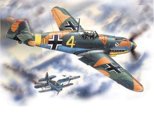 ICM Me 109F-4