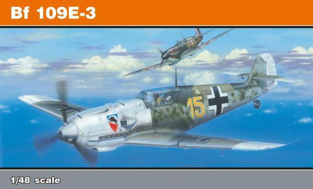 Eduard Me 109E-3