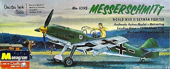Me 109 E