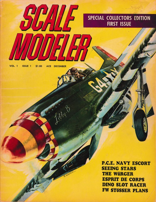 Scale Modeler Volume 1 Issue 1
