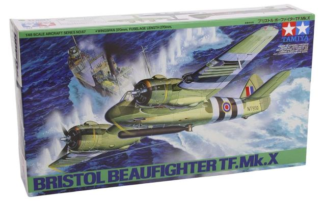 Tamiya Bristol Beaufighter
