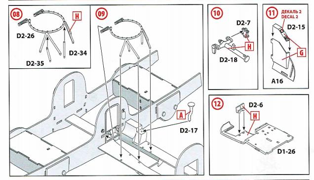 ICM steps 8-12