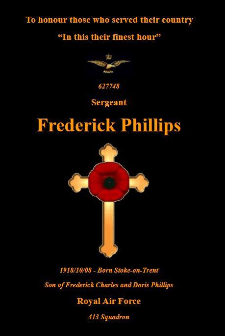 Frederick Cecil Phillips