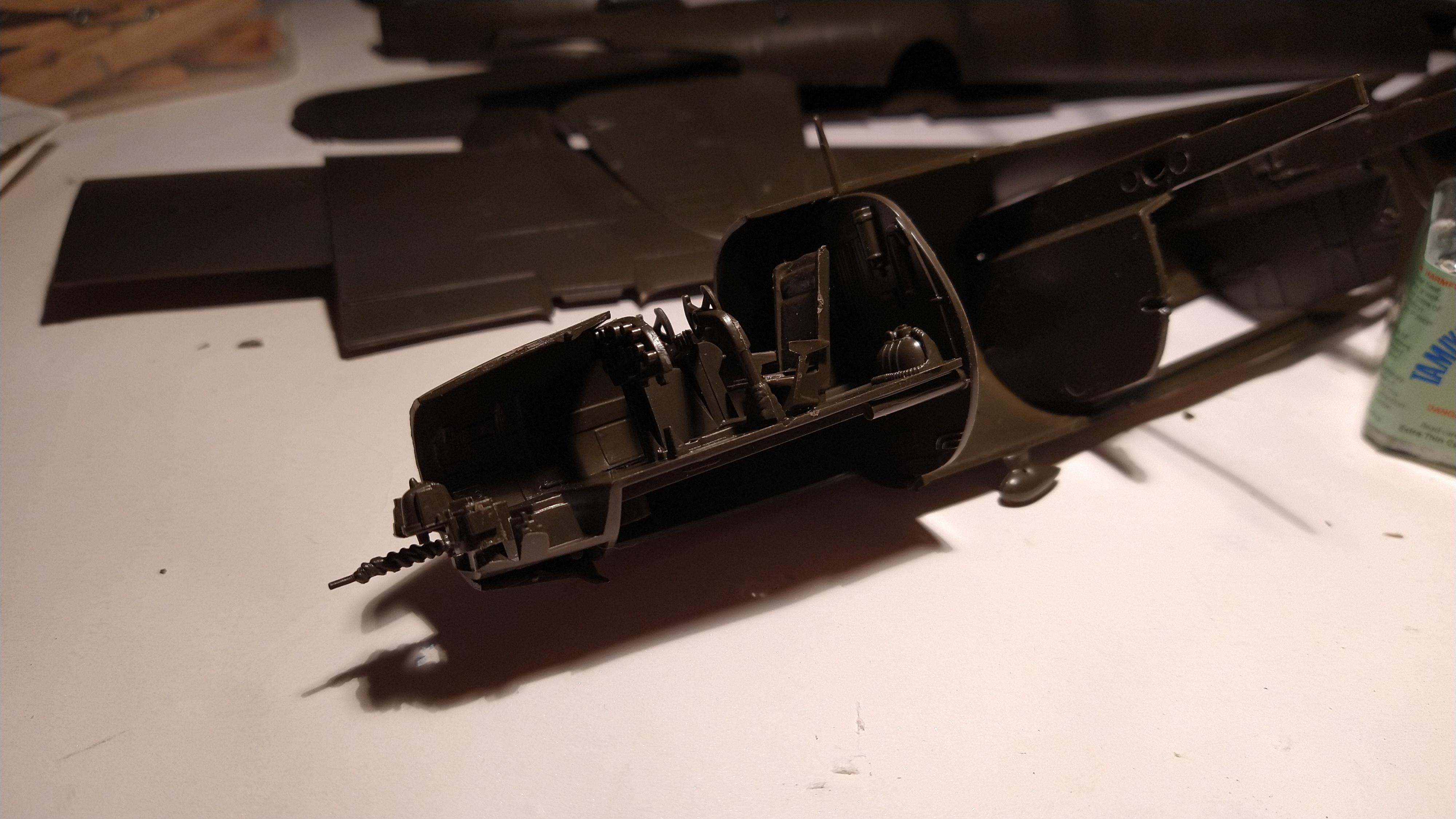 Cockpit assembly